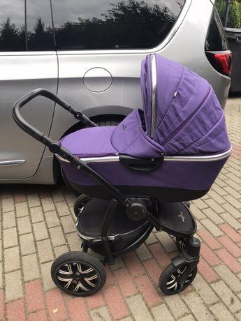 Wózek dzieciecy Bebetto Silvia spacerówka gondola bdb