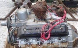 Двигатель конверсия ГАЗ-66