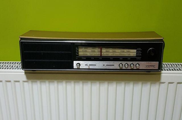 Stare radio Diora Unitra Giewont