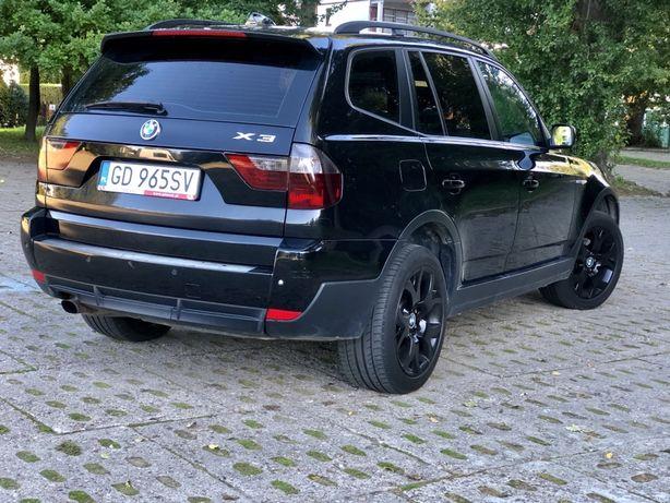 """Styling 114 5x120 18"""" BMW X3 e83 opony gratis"""