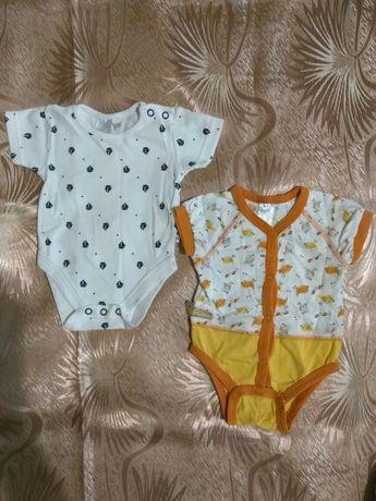 Пакет детских вещей, костюмчик,человечек,боди,бодик, рубашка,ползунки