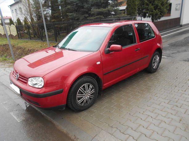 sprzedam Volkswagen Golf IV rok.2003 poj.1,6 16V