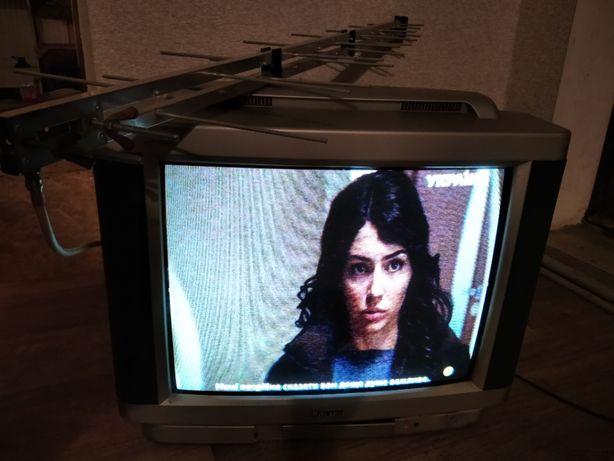 """Телевизор Rolsen 21"""" + Антенна"""
