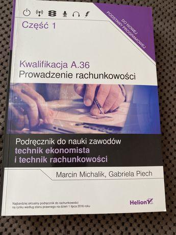 Prowadzenie rachunkowości. Podręcznik