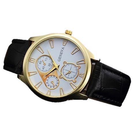 Nowy Stylowy Męski Zegarek