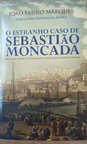 Livro Sebastião Moncada