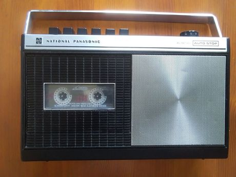 National Panasonic magnetofon RQ 416 S