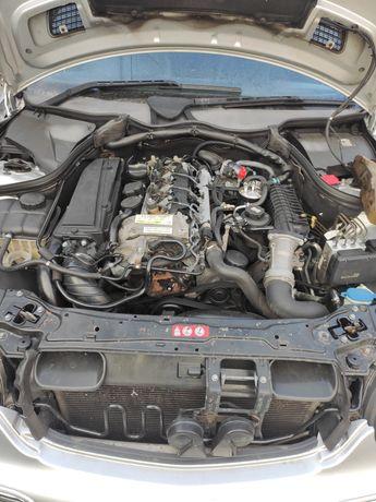 Мотор двигун двигатель Мерседес om 646 2.2cdi w203 w211 639 Vito Viano