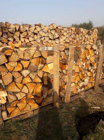 Drewno opałowe liściaste i iglaste