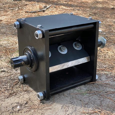 Измельчитель/дробилка веток Подрібнювач гілок режущий модуль до 60мм
