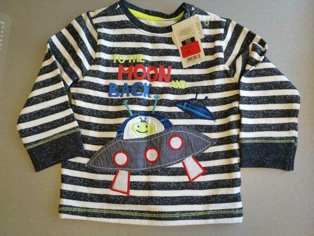 Bawełniany sweterek Cool Club - 86 - nowy