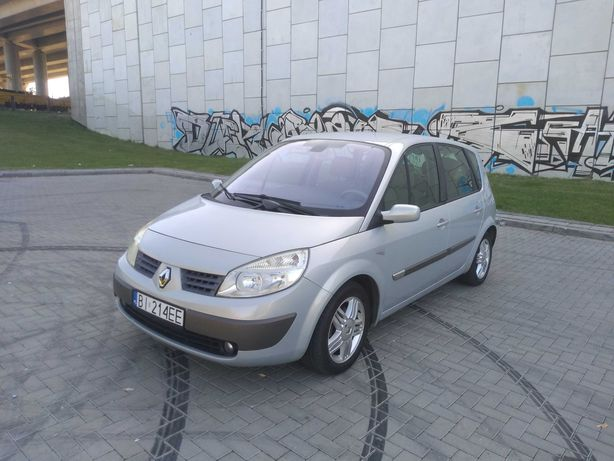 Renault Scenic 1.6 16v benzyna