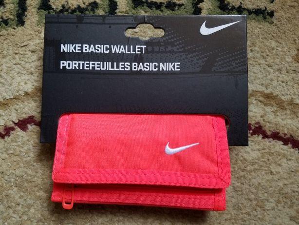 Portfel Nike 'czerwony' basic