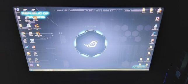 "PC x4 12GB GTX + Monitor 20"""