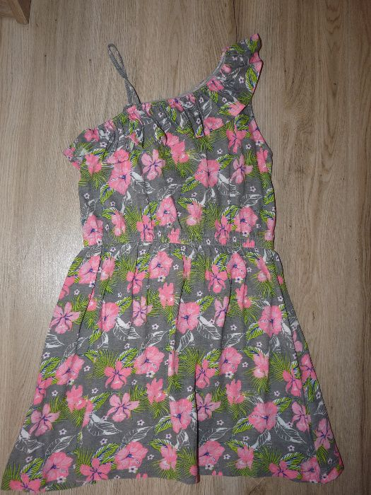 Letnia sukienka dziewczęca w rozm. 128 Oborniki - image 1