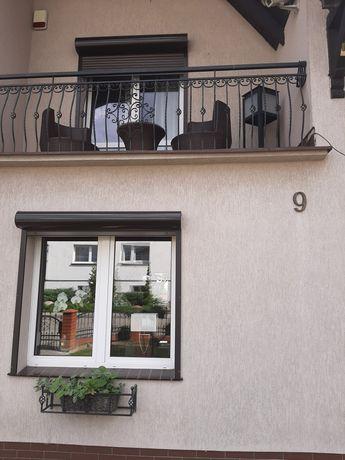 Balustrada balkonowa OCYNK