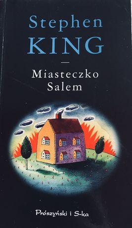 """Miasteczko Salem"" - Stephen King"