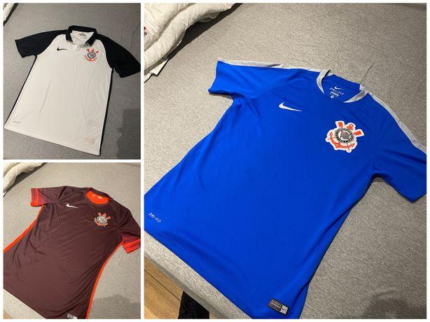 Camisola / Camisa Corinthians M