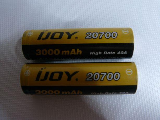 Ogniwo ijoy 20700 2 sztuki