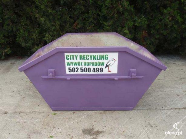 wywóz gruzu,śmieci odpadów pobudowlanych
