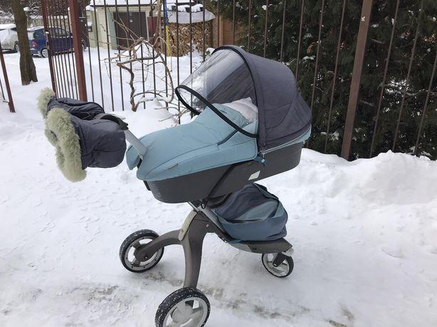 Stokke візор визор козырек для коляски winterkit winter kit зимник