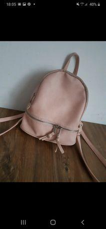 Plecak damski mini plecaczek