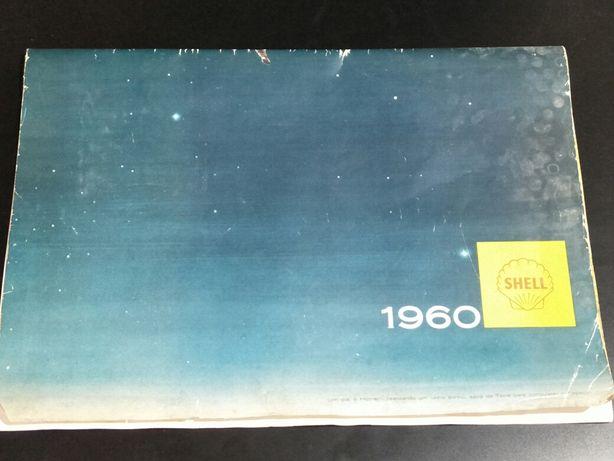 Calendário 1960 shell