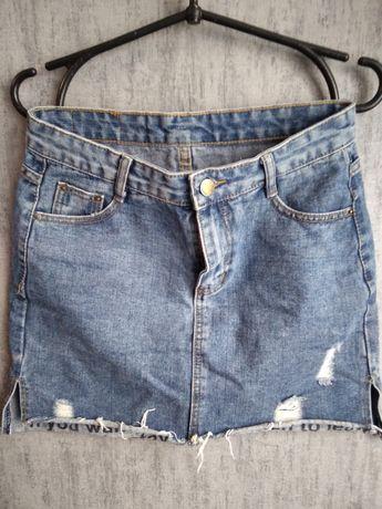 Джинсовая юбка,  юбка, джинсы