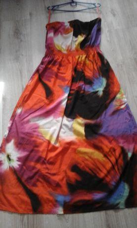 Платье в пол.Размер 54-56.Снизила цену.