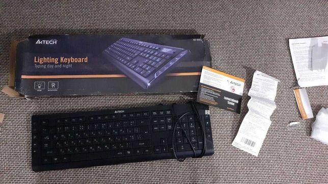Клавіатура провідна A4Tech KD-600L USB