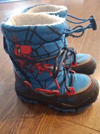 Śniegowce spiderman 27