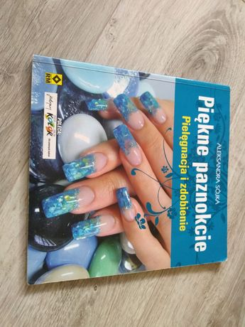 Piękne paznokcie -inspiracje