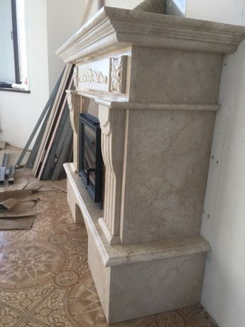 Мраморные порталы Камины барбекю АКЦИЯ 10% скидка до конца Карантина