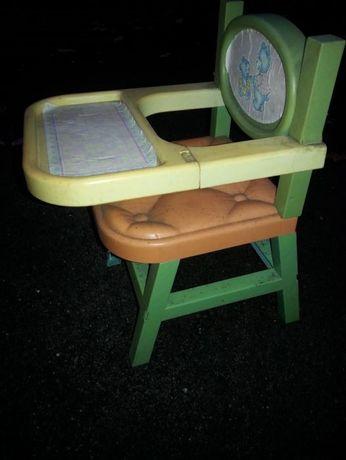 Krzesełko do karmienia dziecka - Sprzedam
