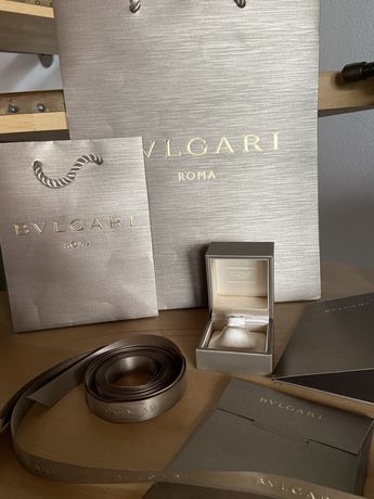 Коробочка Bvlgari для кольца оригинальная