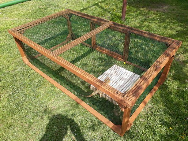 Kojec, woliera, klatka, terrarium, agama, królik, szynszyl 170x100x50
