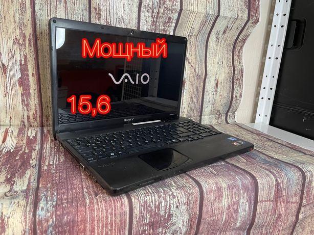 Мощный ноутбук Sony/15,6 диагональ/Core i3-370M/320Gb /Гарантия