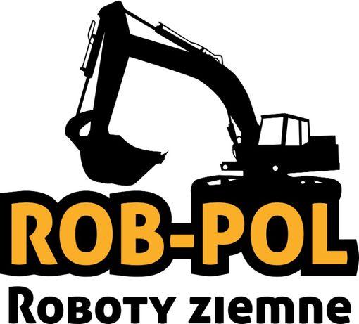 Roboty Ziemne Kraków,Skawina,okolice