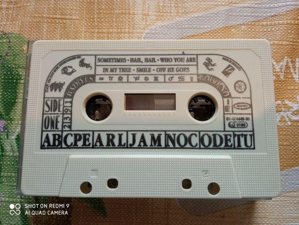 Pearl Jam - No Code. Kaseta magnetofonowa