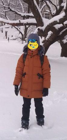 Куртка зимняя, куртка зима , на мальчика