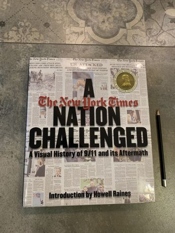 The New York Times Nation Challenged Visual History of 9/11