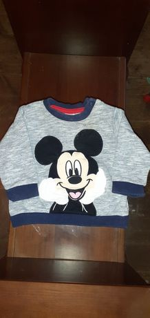 Camisola Mickey.