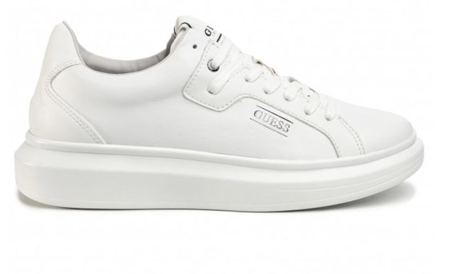 Sneakersy męskie Guess Salermo 43 białe jak nowe!