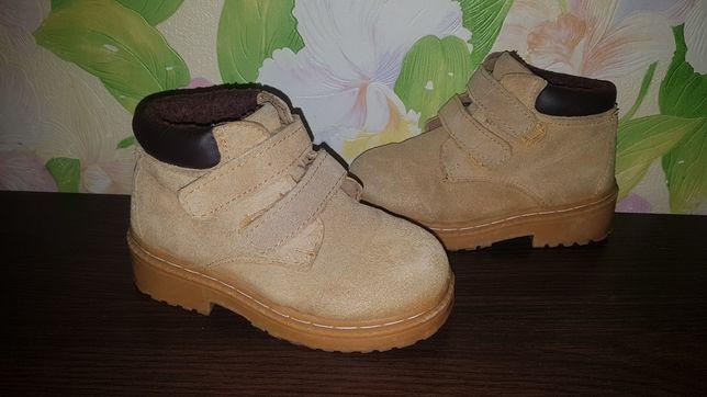Ботинки 17.5см черевички чобітки сапожки