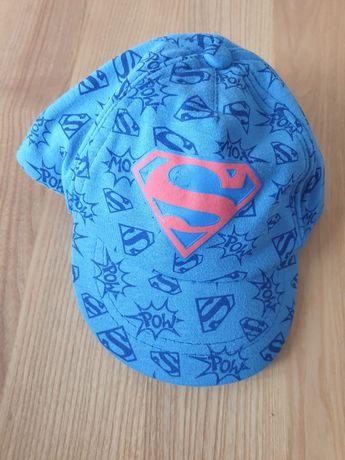 Czapka z daszkiem Superman 74/80