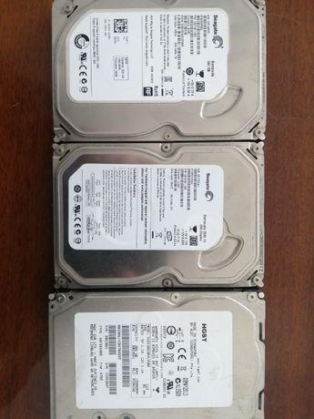 Продам б/у HDD SATA 250 300 500