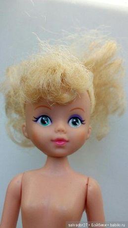 Кукла мини барби венди салли русалка русалочка 90-х 90-е подросток