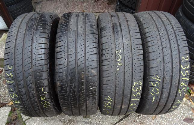 Opona używana 235/65 R16C Michelin Agilis