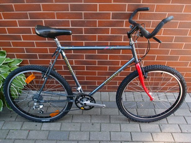 rower trekkingowy Gironelli Columbus Aelle Shimano Exage 500 LX