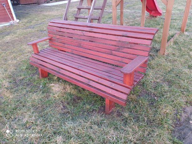 Sprzedam ławkę ogrodową